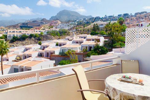 Island Village Heights balcony