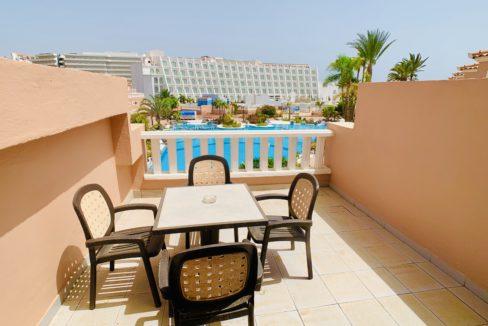 sol sun beach terrace
