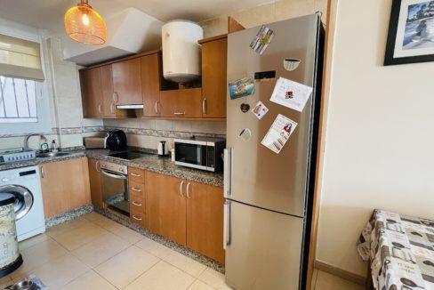 altos del roque kitchen