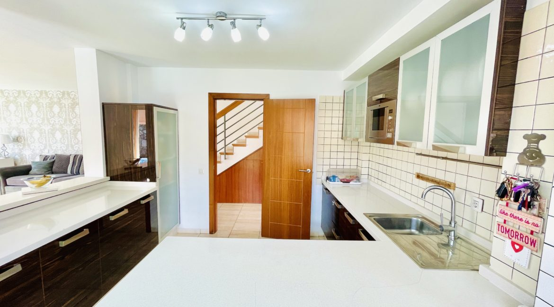 los girasoles kitchen 4
