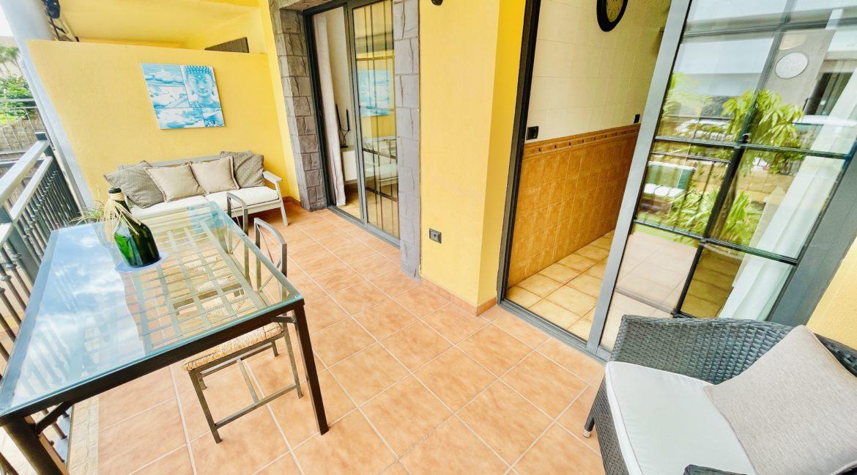 residencial anayet balcony