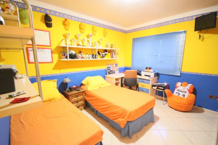 villa arcos bedroom