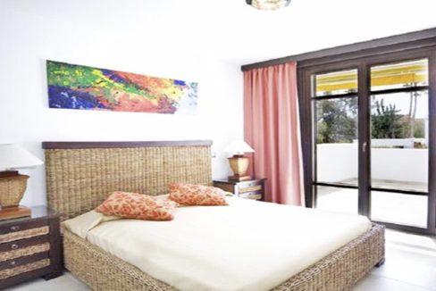 villa atlantida bedroom