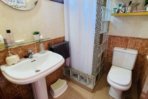 mirador del roque bathroom