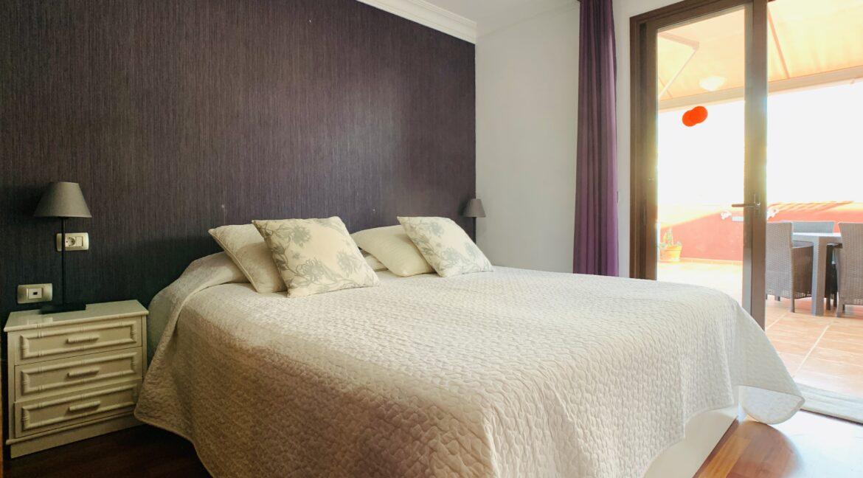 mirador del roque bedroom