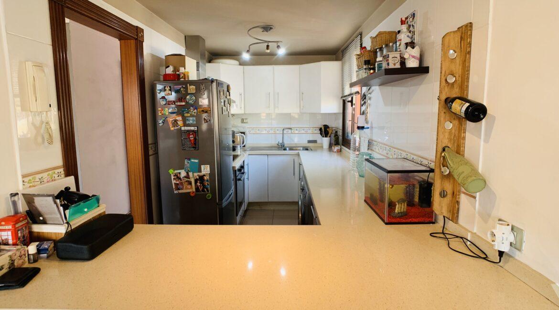 mirador del roque kitchen